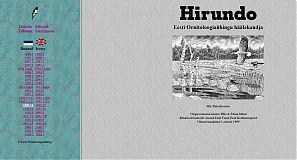 Hirundo 1996-1999