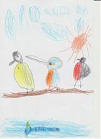 Lee Karin, 5-aastane