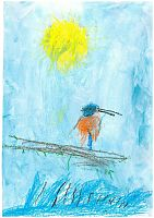 10. koht, Olle Kulvik, 4-aastane