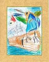 8. koht, Karel Kets, 5-aastane