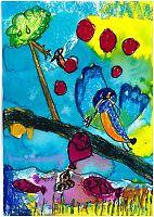 6. koht, Lisanna Jüriso, 6-aastane