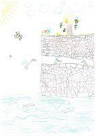 2. koht, Laureena Kull, 6-aastane