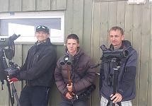 main team: Margus, Juho & Tarvo